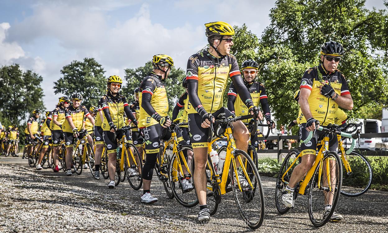 Team Rynkeby – På cykel til Paris