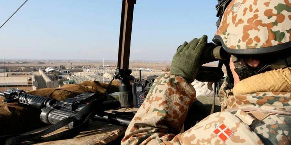 Radiokommunikation i Forsvarets lejre