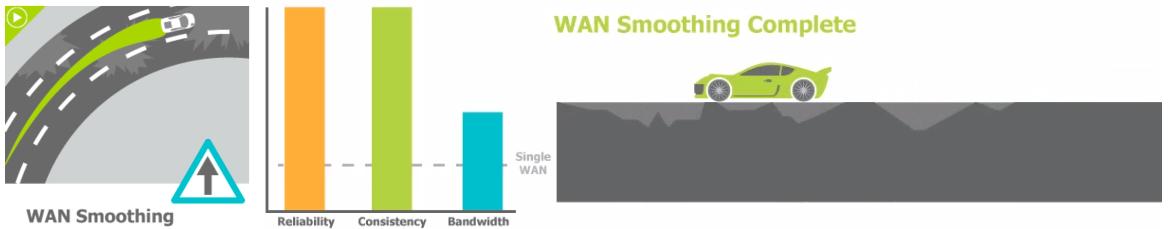 peplink wan smoothing